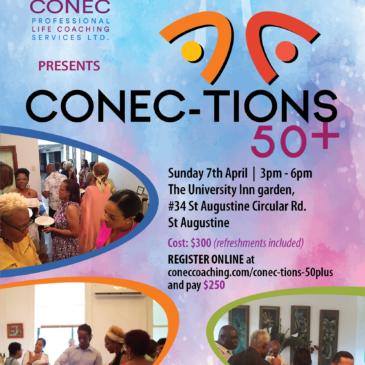 CONEC-TIONS 50+