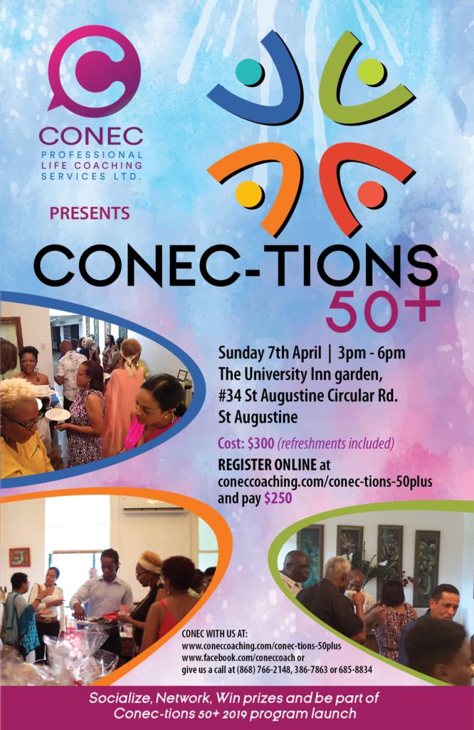 Conec-tions 50 Plus