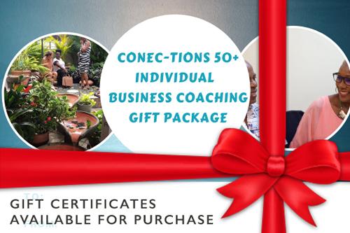 Conec Coaching Gift Certificates.