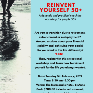 REINVENT YOURSELF 50+